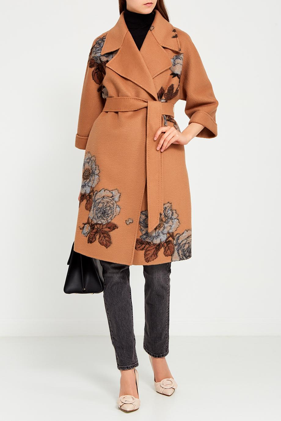 Пальто MILAMARSEL Пальто с вышивкой