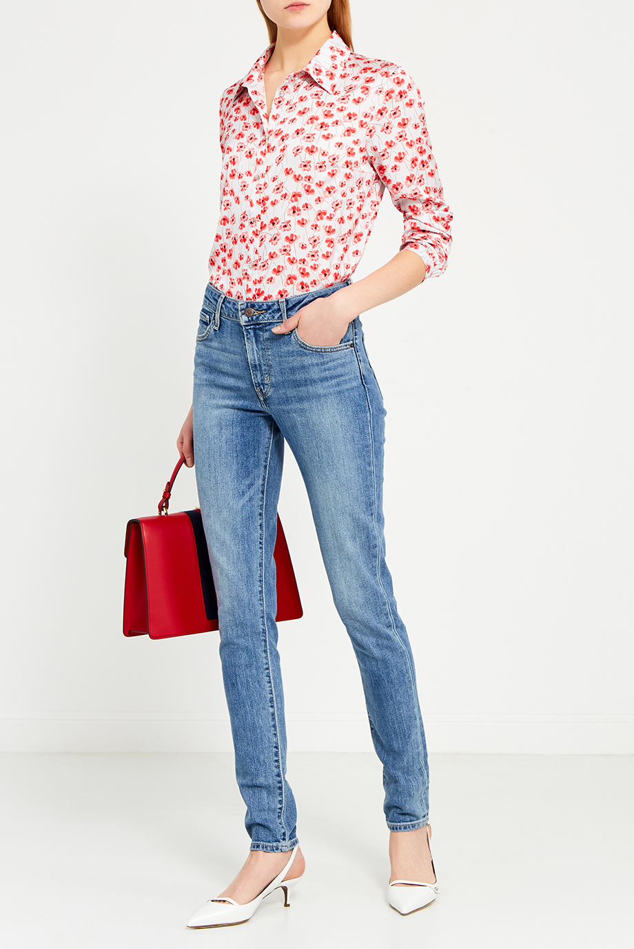 Блуза Mila Marsel