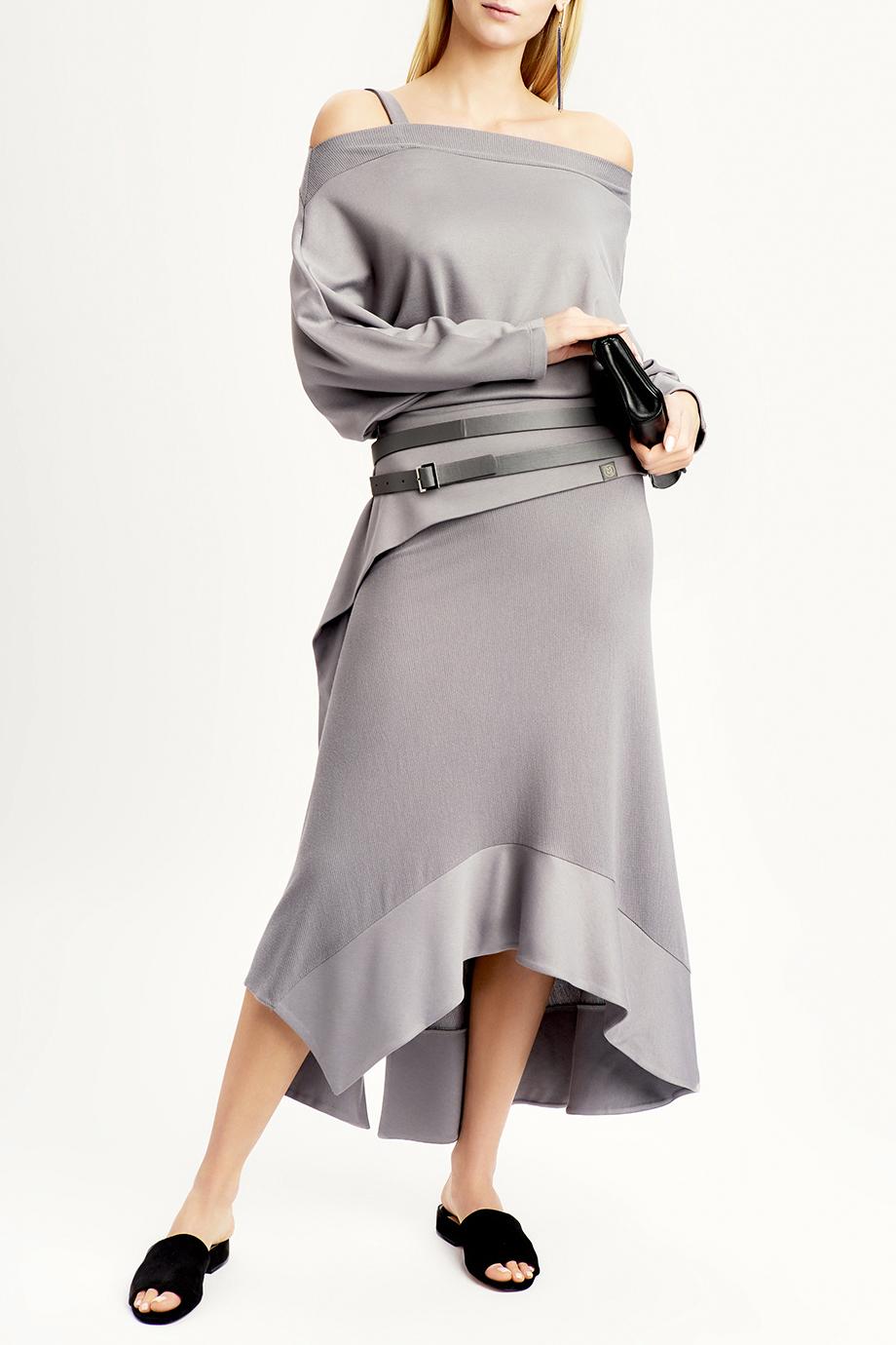 Платье с ремнем Mila Marsel